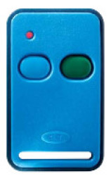E.T. Systems Et-blu Mix 2 Button Remote - Blue