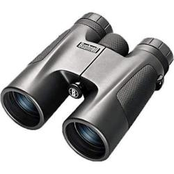 Great Lakes MP Bushnell 151050 Power View Roof Prism Binoculars With Clamshell 10 X 50MM Black