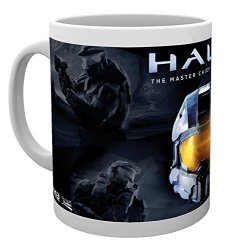 GB POSTERS Halo Master Chief Collection Mug