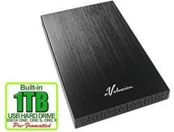 Avolusion 1TB USB 3.0 Portable Xbox One External Hard Drive Xbox One Pre-formatted HD250U3-X1-1TB-XBOX - 2 Year Warranty