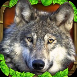 Gluten Free Games Wildlife Simulator: Wolf