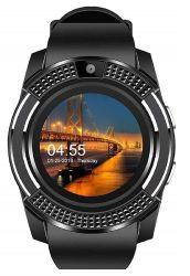 V8 Bluetooth Sim Smartwatch Phone