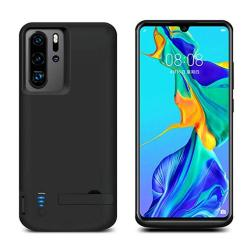 Huawei P30 Pro Battery Case Bascistock 5000MAH Rechargeable Portable Extended Battery Backup Charger Case External Power Bank Ju