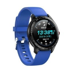 Bakeey L9 Ecg Heart Rate Monitor Ultra Thin Wristband Fitness Tracker Bluetooth Mus