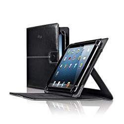 Solo Summit Universal Tablet Case For 8.5 To 11 Inch Tablets Black