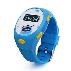 SMART WATCH Kudolo For Kids Gps Tracker For Kids Sos Call Gps Lbs Double Location Monitor Wearable