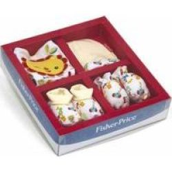 Fisher-Price Gift Set 4 Piece