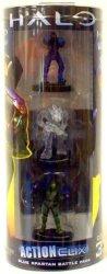 "WizKids Star Images ""halo Actionclix Sparten Battle Assortment"" Pick And Mix Pack"