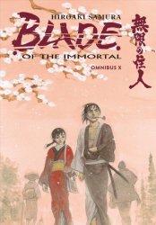 Blade Of The Immortal Omnibus 10 - Hiroaki Samura Paperback