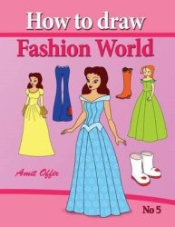 How To Draw Fashion World