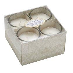 No Brand - Vanilla Candle Set Of 4