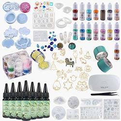 Epoxy Resin Polishing Kit