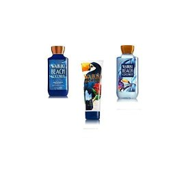 Bath Body Works Bundle Pack Bath Body Works Waikiki Beach Coconut Body Lotion Body Cream Shower Gel Trio Pack R1670 00 Uncategorized
