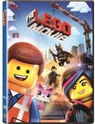 The Lego Movie DVD