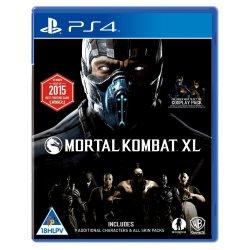 PLAYSTATION - Mortal Kombatx