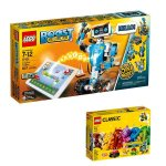 Lego Boost Gift Bundle - 7+ Yrs - 17101 & 11002