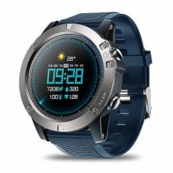 Zeblaze Vibe 3 Pro Sports Smart Watch Fitness Tracker Smart Bracelet With Heart Rate Monitor Bluetooth Outdoor Tracking Smart Watch 1.3 Inch Ips Touch