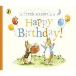 A Peter Rabbit Tale: Happy Birthday Board Book