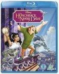 Walt Disney The Hunchback Of Notre Dame blu-ray Disc