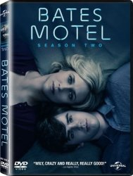 Bates Motel Season 2 DVD