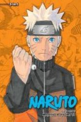 Naruto 3-in-1 Edition Vols. 46 47 & 48 Paperback