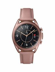 Samsung Watch 3 41MM Gps Bluetooth Unlocked LTE Mystic Bronze Us Version With Warranty