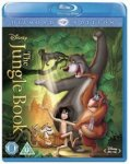 Jungle Book Disney Blu-ray