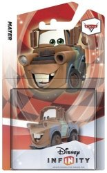 Disney Infinity Character: Mater For 3DS Wii Wii U PS3 & Xbox 360