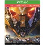 Anthem Legion Of Dawn Edition Official Snap Cap Xbox One