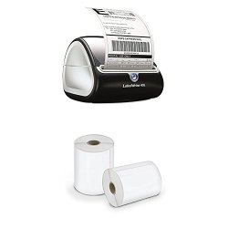 Dymo Labelwriter Thermal Label Printer With 2 Rolls Of 220