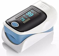 USA Pediatric Pulse Oximeter - Gadgetmarket Blood Oxygen Saturation - Athletic And Aviation Pulse Oximeters Respiratory Rate Pi Sleep Monitor Batteries