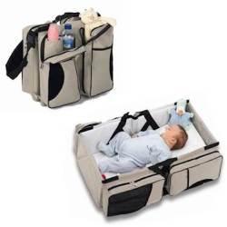 Razorbill Portable Baby Crib Newborn Travel Sleep Bed Cot Bag