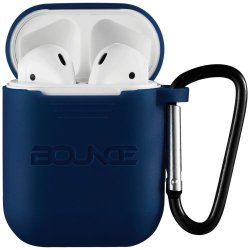 Bounce Buds Series True Wireless Earphones With Silicone Accessories - Blue