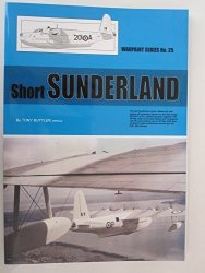 Warpaint Books Ltd Hall Park Books Warpaint Series No. 25 - Short Sunderland