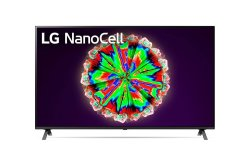 "LG 65NANO80VNA.AFB 65"" Nanocell Smart Digital Tv Precise Color Expression At A Wide Viewing Angle 4K Cinema Hdr 4K A"
