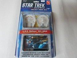 AMT Ertl Amt 914 3 Star Trek U.s.s. Reliant NCC-1864 Plastuc Model Snap Together Kit