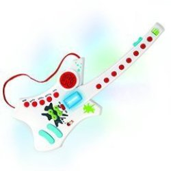 HamiltonBuhl Do-re-me Electronic Guitar For Early Learners