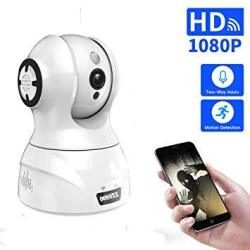Wireless 1080P Security Surveillance Camera HD Home Indoor Ip Camera With Two-way Audio ptz For Baby elder pet Monitor