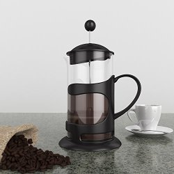 Noeler French Press Coffee Maker Tea Maker 8 CUP 4 Mug 1 Liter 34 Ounce Coffee Press