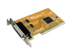Sunix 2-PORT High Speed RS-232 & 1-PORT Parallel Universal PCI Multi-i o Board