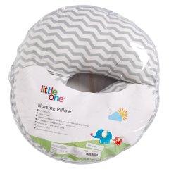 LITTLE ONE - Nursing Pillow Grey