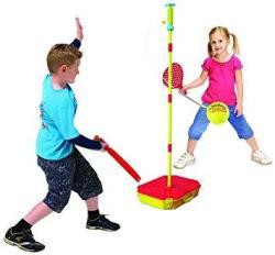 Mookie Classic Swingball Tetherball Set - Portable Tetherball