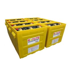 Raylite M Solar 3mil25f 6v 805ah Battery Prices Shop