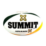 Summit Advance Rugby Ball Size:4