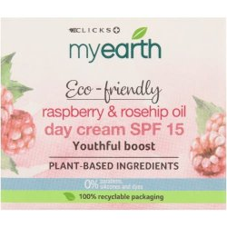 MyEarth Rasberry Seed Oil And Rosehip Youthful Boost Day Cream 50ML