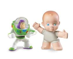 Disney Pixar Toy Story 3 Buddy Pack - Communicator Buzz Light Year And Big Baby
