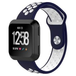 Killerdeals Vented Silicone Strap For Fitbit Versa