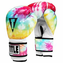 Title Boxing Tie-dye Bag Gloves Tie-dye Large