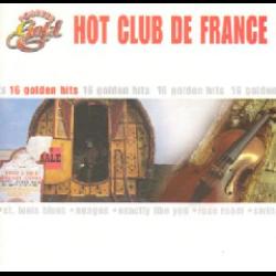 Hot Club De France - Various Artists Cd