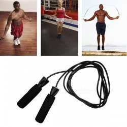 Adjustable Bearing Skipping Rope Cord Speed Fitness Aerobic Jumping Exercise Equipment Boxing Skippi